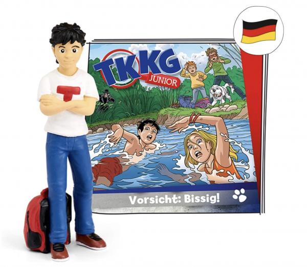 TKKG Junior Hörspiel Folge 2 - Vorsicht: Bissig!