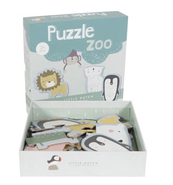 """Puzzle """"Zoo"""""""