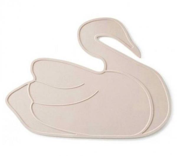 """Tischset """"Swan Blush"""""""