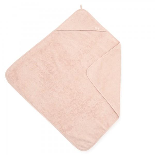 Kapuzenhandtuch rosa