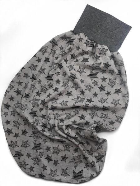 Beispiel Musselin-Schlafsack