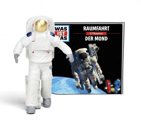 WAS IST WAS Raumfahrt/Der Mond