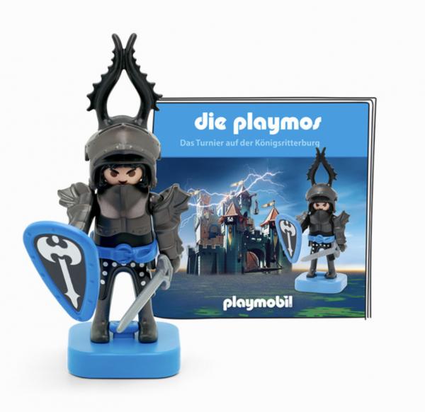 Die Playmos - Das Turnier auf der Königsritterburg