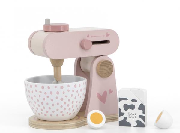 Küchenmaschine rosa / personalisierbar