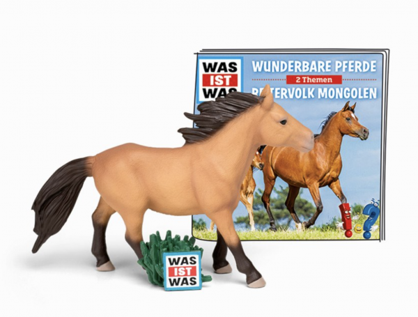 WAS IST WAS - Wunderbare Pferde und Reitervolk Mongolen