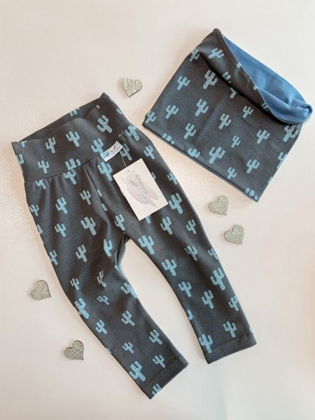 Leggings & Loop Gr.80