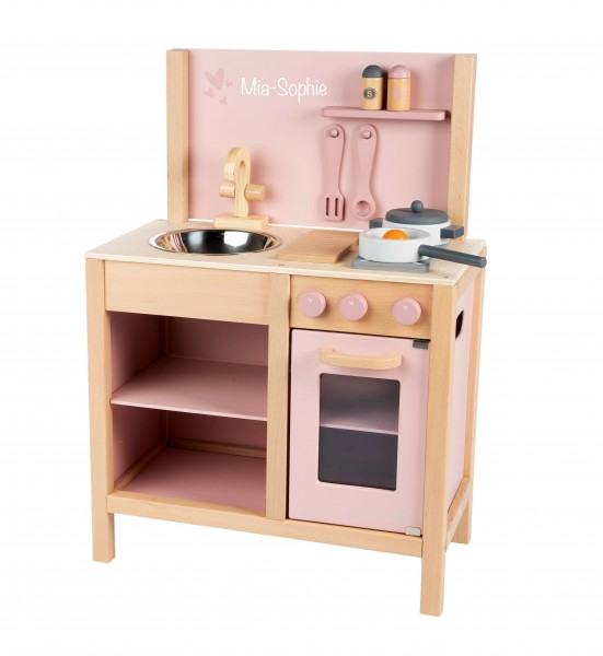 Kinderküche Rosa