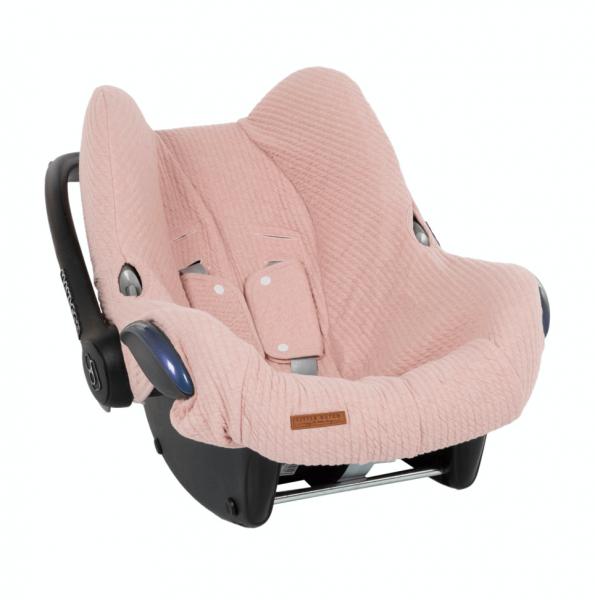 Babyschalenbezug Pure Rosa