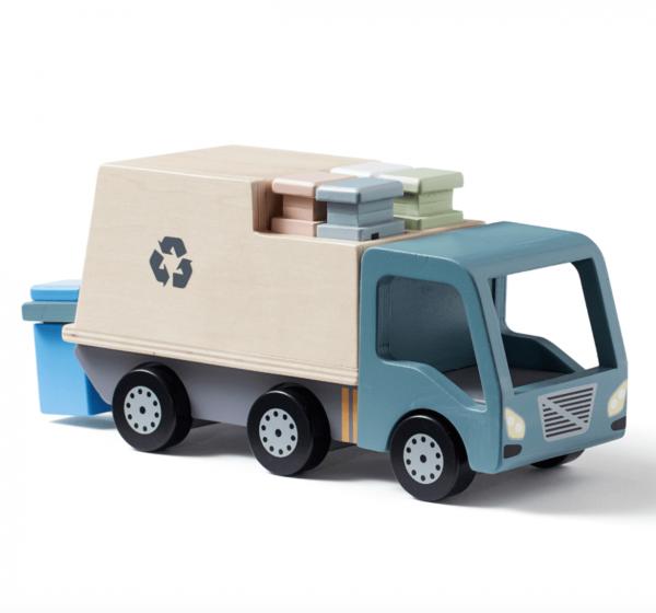 Müllwagen Aiden Holz
