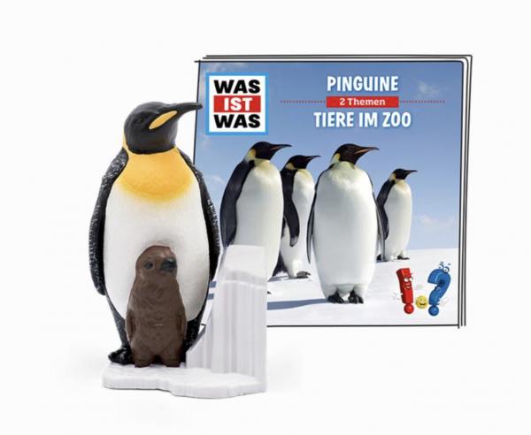 WAS IST WAS: Pinguine / Tiere im Zoo
