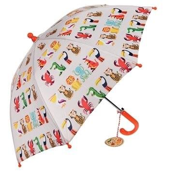 Kinder - Regenschirm Colourful Creatures